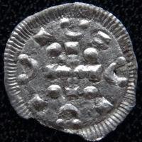 YS: Венгрия, денарий XII века, серебро, Huszar# 89