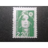 Франция 1991 стандарт 2,20