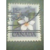Канада. Стандарт. 1979г. гашеная