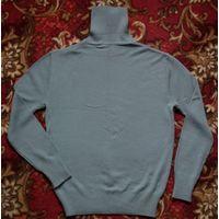Гольф(водолазка) Alexander paris Оригинал,красивый серый цвет, в отл. сост.,разм 48,на рост 172-175см