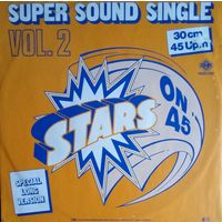 Stars On 45  1981, Gema, Germany, Maxi-Single, LP, EX