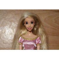 Кукла принцесса Рапунцель Mattel с шарнирными коленками