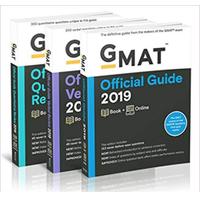 GMAT - Official Guide 2019 (Учебник для подготовки к американской магистратуре) - MBA