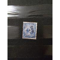 1892 Голландская колония Ост-Индия королева (4-7)