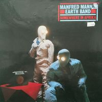 M. Mann's Earth Band/Somewhere In Africa/1982, Bronze,LP, EX, Germany