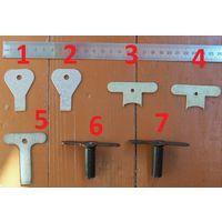 Ключи для радиостанции (Р-123)
