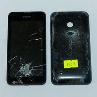 1317 Nokia Lumia 530 (RM-1017). По запчастям, разборка