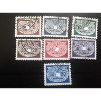 Рейх генерал-губернаторство 1940 служебные марки
