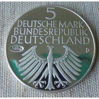 Монета 5 марок