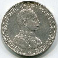 ПРУССИЯ - 5 МАРОК 1913