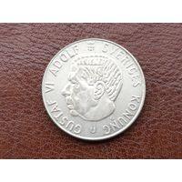 1 крона 1963 Швеция ( серебро )