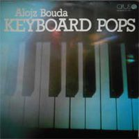 LP ALOJZ BOUDA - Keyboard Pops (1986)