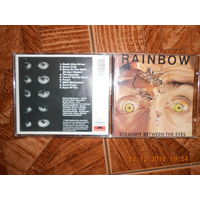 "RAINBOW""Straight Between The Eyes"""