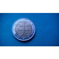 Словакия 2 евро 2009г. распродажа