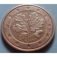 5 евроцентов, Германия 2007 А, AU