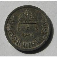 Венгерское Королевство, 2 Филлера 1943 (28)