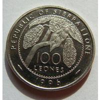 Сьерра-Леоне 100 леоне 1996 г