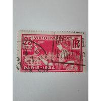Франция 1924