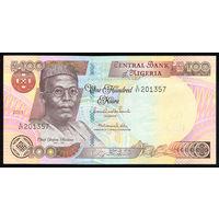 NIGERIA/Нигерия_100 Naira_2011_Pick#28.k_UNC