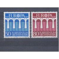 [532] Лихтенштейн 1984.Европа.EUROPA.