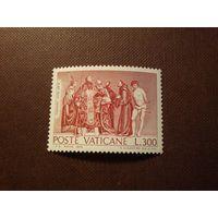 Ватикан 1976 г.Тициан.