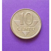10 центов 2009 Литва #02
