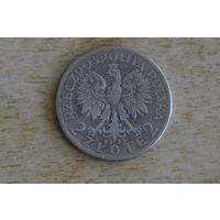 Польша 2 злотых 1933