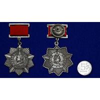 Орден Кутузова III степени (на колодке)