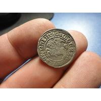 Полугрош 1510 Сигизмунд I Старый ВКЛ отличная