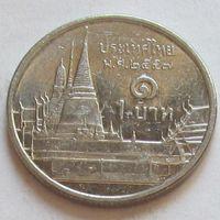 Таиланд, 1 бат 2014 г
