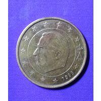 5 евроцентов бельгия 1999 г