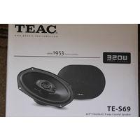 Автомобильная акустика TEAC TE-S69