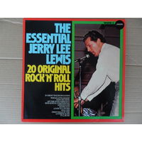 Jerry Lee Lewis - 20 original rock'n'roll hits - Tonpress, Польша
