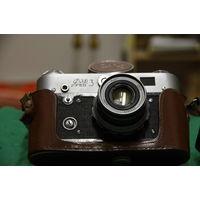 Фотоаппарат ФЭД-3  ( Рабочий )