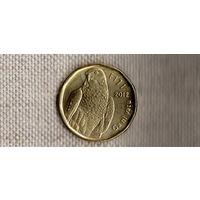 Фиджи 2 доллара 2012/фауна/птица(Li)