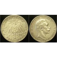 3 марки 1908 г Пруссия