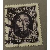 Словакия, стандарт, редкость, распродажа, немецкая оккупация