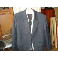 Костюм МВД парадный п/ш + рубашка, дешевле - только если отобрать!!! :)