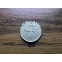 Кипр 10 центов 1985 (2)