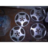Литые диски форд r16 4шт
