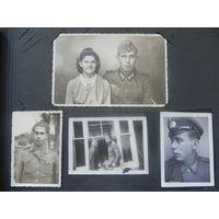4 фото солдата Вермахта