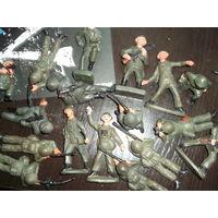 Солдатики ГДР