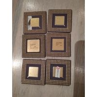 6 процессоров керамика