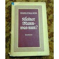 "Hans Fallada ""Kleiner Mann - was nun?"" (Ганс Фаллада ""Что же дальше - маленький человек?"")"