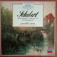 SCHUBERT /Klavierquintet A-dur, op.114/1958, DECCA, LP, NM, Holland