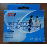 Картридж SCI T092N(black) для Epson T26/tx106/tx109/cx4300/c9 1