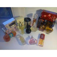 Поделюсь из личной коллекции парфюмерией от Salvador Dali и др.