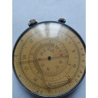 Винтаж Логарифмическая линейка круглая KL-1 из СССР 60 года