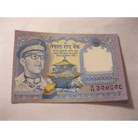 Непал 1 рупия 1974