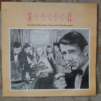 STRETCH - 1976 - YOU CAN'T BEAT YOUR BRAIN FOR ENTERTAINMENT, (UK), LP